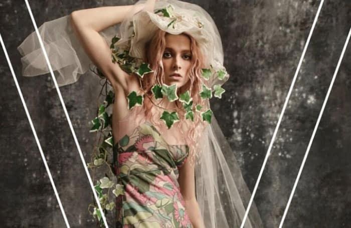 fashion photography scene